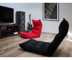 Sitzkissen verstellbar Rot BALKA