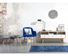 Sideboard Weiss - Kommode - Regal - Lowboard - Schrank - TV-Möbel - Fernsehschrank - TUCSON