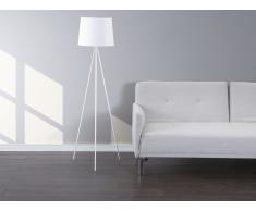 Stehlampe Weiss - Standlampe - Stehleuchte - Beleuchtung - SAMBRA