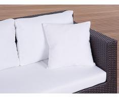 Gartenkissen - Zierkissen - Outdoor Dekokissen 40x40 cm beige
