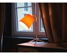 Tischlampe weiss 42 cm MOOKI