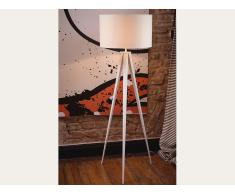 Stehlampe Weiss - Lampe - Stehleuchte - Leselampe - Standleuchte - STILETTO