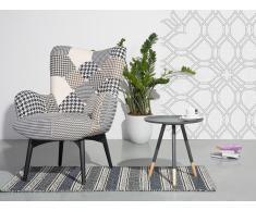 Couchtisch Grau - Beistelltisch - Wohnzimmertisch - Kaffeetisch - Tischchen - JUNEAU