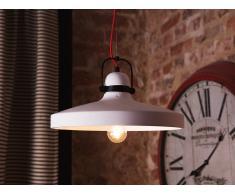 Lampe Weiss - Deckenlampe - Deckenleuchte - Hängeleuchte - Leuchte - NOATAK