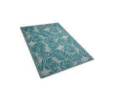 Outdoor Teppich blau 120 x 180 cm KOTA