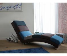 Sofa Bunt - Couch - Relaxsessel - Recamiere - Liegestuhl - Relaxliege - LUNULA