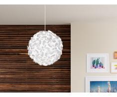 Deckenlampe weiss - Pendelleuchte - Beleuchtung - Hängelampe - MARONNE XL