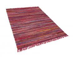 Teppich bunt 160 x 230 cm Kurzflor DANCA