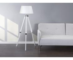 Stehlampe weiss 143 cm MADEIRA