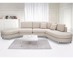 Sofa Polsterbezug beige COPENHAGEN