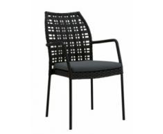 Armlehnstuhl / Outdoor Gartenstuhl / Stuhl TORRES AL
