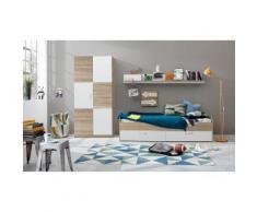Jugendzimmer-Set beige, »Canaria«, pflegeleichte Oberfläche, FSC®-zertifiziert, yourhome