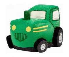 Sitzsack Kindersitzsack mit EPS-Safety-Lock »Sitzsack KIDDING Traktor« grün, SITTING POINT