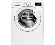HOOVER Waschtrockner HLW G475D-84 weiß, Energieeffizienzklasse: A