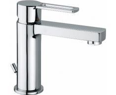 Eyckhaus bath & relaxing Waschtischarmatur Hochdruck »Novell« silber, EYCKHAUS BATH & RELAXING