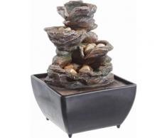 Home affaire Zimmerbrunnen »Stone« braun