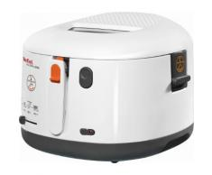 TEFAL Fritteuse FF1631 One Filtra weiß
