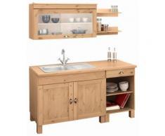 Küchenzeile »Oslo« beige, FSC®-zertifiziert, yourhome