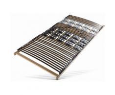 7 Zonen Lattenrost »Modul Premium 5«, nicht verstellbar, 80x190cm, FSC®-zertifiziert, BeCo