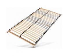 Lattenrost, nicht verstellbar, 7 Zonen, 100x200cm, »Vita Fix NV«, FSC®-zertifiziert, BeCo