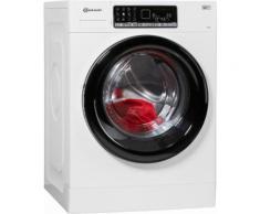 BAUKNECHT Waschmaschine WM Style 1224 ZEN weiß, Energieeffizienzklasse: A+++