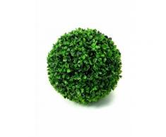 Home affaire Buchsbaum-Kugel grün, 1 Stück Ø 28cm