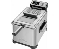 PROFI COOK Fritteuse PC-FR 1088 schwarz