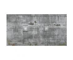 Fototapete »Industrial_Chic« grau, L/B: 300cm / 558cm, FSC®-zertifiziert, rasch