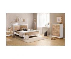 Home affaire Nachttisch weiß, »Kjell«, FSC®-zertifiziert