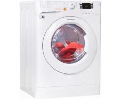Waschtrockner PWWT X 86G6 DE weiß, Energieeffizienzklasse: A, Push to open-Funktion, privileg