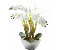 Kunstpflanze »Orchidee White Swing« weiß, yourhome