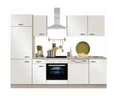 OPTIFIT Küchenzeile »Faro« weiß, mit Aufbauservice