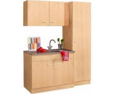 HELD MÖBEL Küchenblock beige, »Elster«, pflegeleichte Oberfläche, yourhome