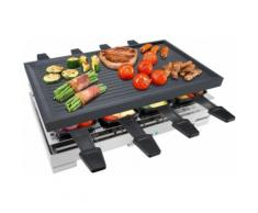 Raclette RC 68 schwarz, Steba