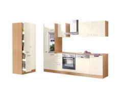 OPTIFIT Küchenzeile »Odense« beige, mit Aufbauservice