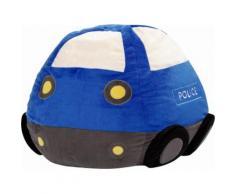 Sitzsack Kindersitzsack mit EPS-Safety-Lock »Sitzsack KIDDING Polizei« blau, SITTING POINT