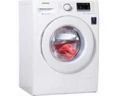 SAMSUNG Waschtrockner WD 4000 WD70M4433IW/EG weiß, Energieeffizienzklasse: A