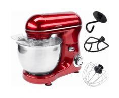 Küchenmaschine rot, hanseatic