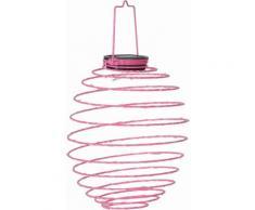 Näve Außenleuchte rosa, 1 -flg. / Ø22cm
