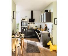 WIHO-Küchen Winkelküche ohne E-Geräte »Cali« weiß, pflegeleichte Oberfläche, WIHO KÜCHEN