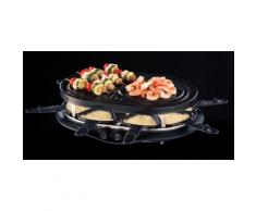 RUSSELL HOBBS Raclette Multi-Raclette Fiesta 21000-56 schwarz