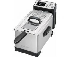 PROFI COOK Fritteuse PC-FR 1087 schwarz