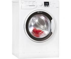 BAUKNECHT Waschmaschine WA Soft 7F4 weiß, Energieeffizienzklasse: A+++