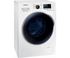 SAMSUNG Waschtrockner WD91J6A00AW/EG weiß, Energieeffizienzklasse: A