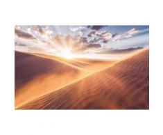 Komar Vlies Fototapete 400/250 cm »Gently touched« gelb, B/H, FSC®-zertifiziert