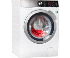 Waschmaschine LAVAMAT L9FE86495 weiß, Energieeffizienzklasse: A+++, AEG