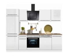 OPTIFIT Küchenzeile »Bern« weiß, ohne Aufbauservice, mit Schubkästen