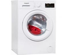 Waschmaschine HWM 814 A3 weiß, Energieeffizienzklasse: A+++, hanseatic