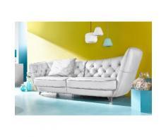 INOSIGN Big-Sofa weiß, FSC®-zertifiziert