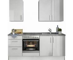 Küchenzeile »Melle Basis« weiß, ohne Aufbau, Soft-Close-Funktion, S+ BY STÖRMER